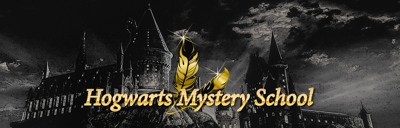 Hogwarts Mystery School Banner