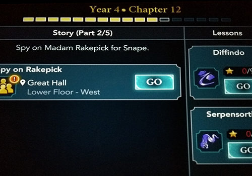 Hogwarts Mystery Year 4 Chapter 12 Released