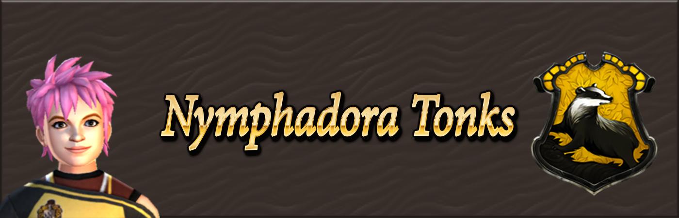 banner for hogwarts mystery tonks guide