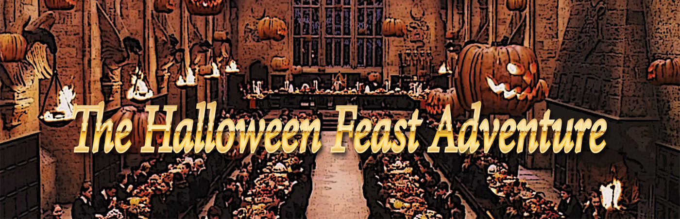 halloween feast adventure guide banner