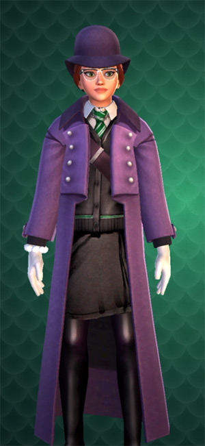 hogwarts mystery halloween feast werewolf capture unit uniform reward