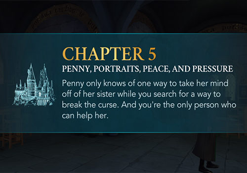 hogwarts mystery year 5 chapter 5 quest