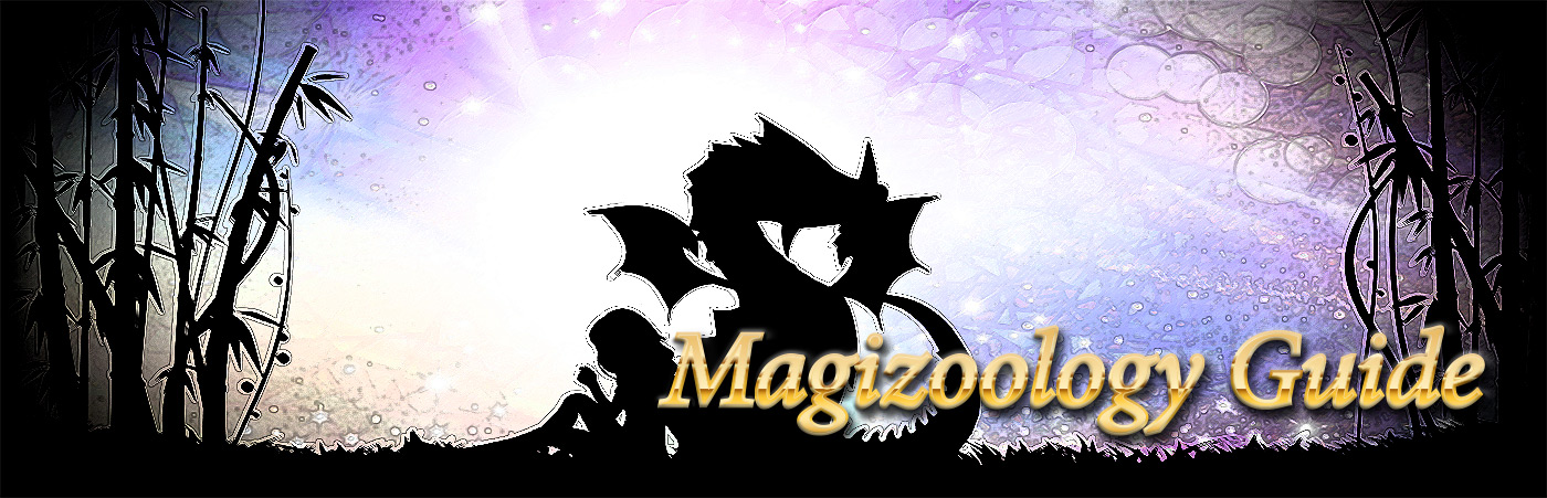 hogwarts mystery magizoology guide banner