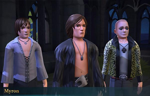 hogwarts mystery weird sisters band