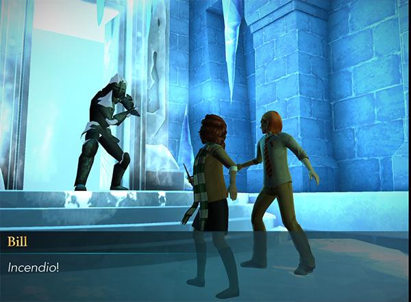 face the resurrected ice knight