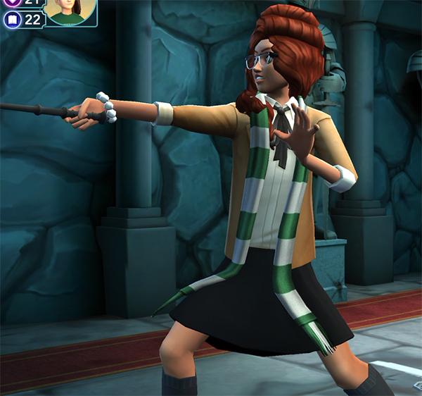 hogwarts mystery duelling club stupefy