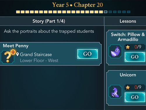 hogwarts mystery year 5 chapter 20