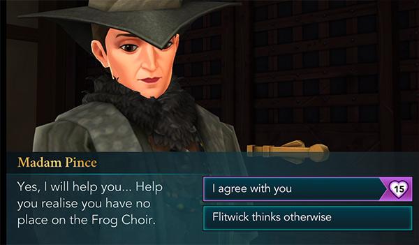 madam prince rude frog choir