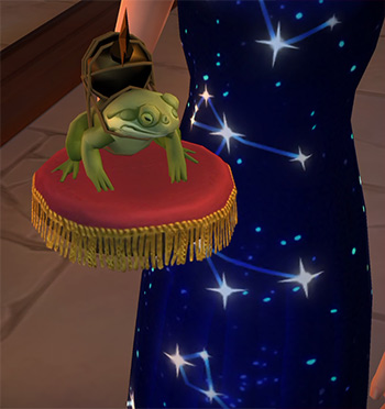 frog choir event final reward