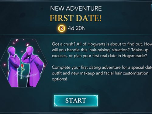 hogwarts mystery first date