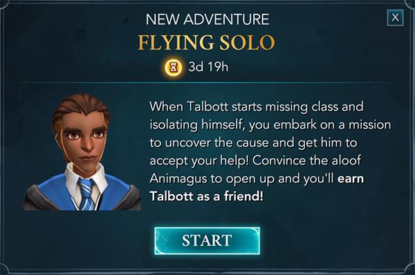 talbott winger flying solo adventure guide